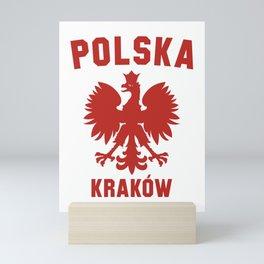 KRAKOW Mini Art Print