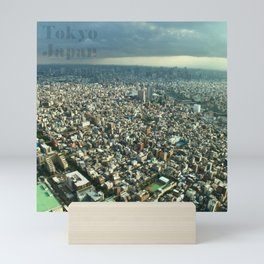 View of Tokyo from Skytree Mini Art Print