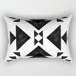Aztec Art Rectangular Pillow