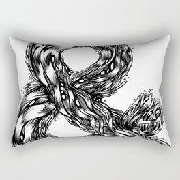 The Illustrated & Rectangular Pillow
