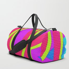 POP Art Electrified! Duffle Bag