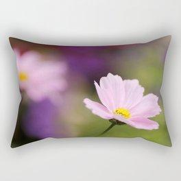 Garden Rainbow Rectangular Pillow