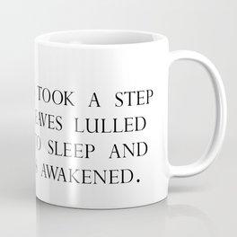 autumn was awakened Coffee Mug