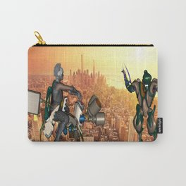 Defense of Planet Earth Carry-All Pouch
