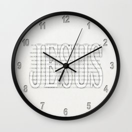 Image of the Invisible Wall Clock