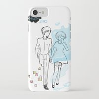 tfios iPhone & iPod Cases featuring TFIOS  by swiftstore