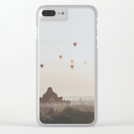 Bagan V Clear iPhone Case