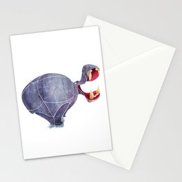 Hippopotamus Stationery Cards