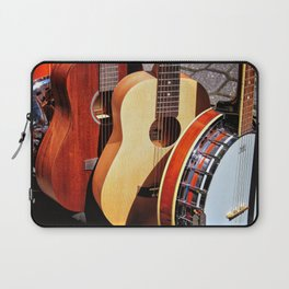 Strings Attached Laptop Sleeve