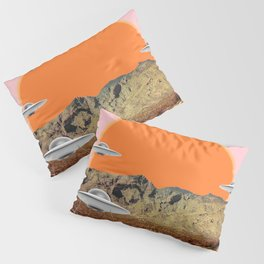 They've arrived!  Pillow Sham