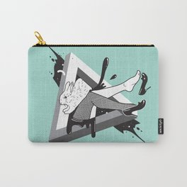 Lady Bunny Carry-All Pouch