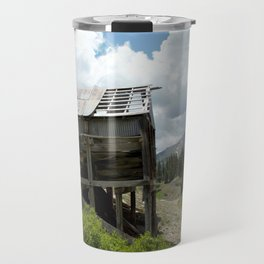 Exploring the Longfellow Mine of the Gold Rush - A Series, No. 3 of 9 Travel Mug