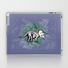 Triceratops Fossil Laptop & iPad Skin