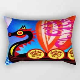 TOWARDS VALHALLA Rectangular Pillow