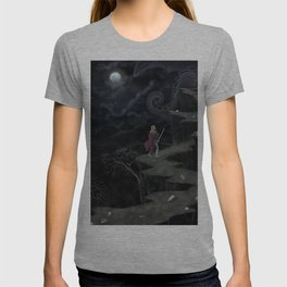 A Perilous Quest (and the Sword is Drawn) T-shirt