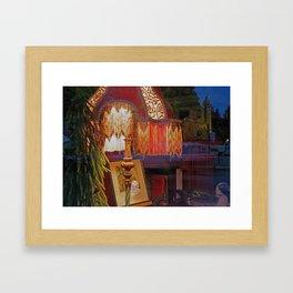 Nostalgia Framed Art Print
