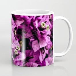 Bougainvillea Pattern Coffee Mug
