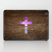 pocketfuel iPad Cases featuring CROSS by Pocket Fuel