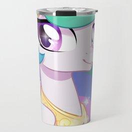 Princess Celestia Travel Mug