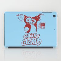 gizmo iPad Cases featuring Cheers Gizmo by Roma