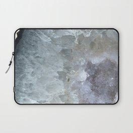 Agate Geode  Laptop Sleeve