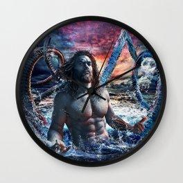 Kanaloa Aquaman Wall Clock