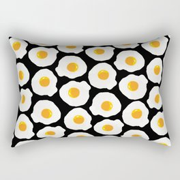 with bread and butter Rectangular Pillow