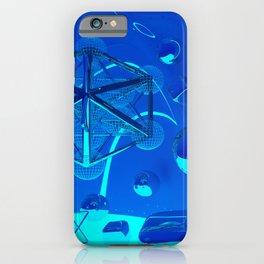 3d Metatron`s Cube iPhone Case