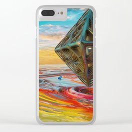 Taqueria Clear iPhone Case
