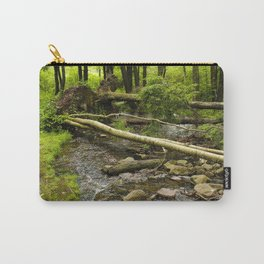 Across the Creek Carry-All Pouch