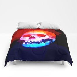 Skull02 Comforters