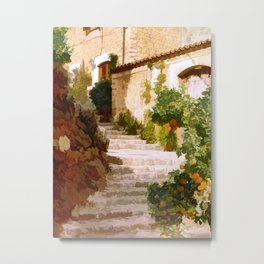 The light of Mallorca - Espana Metal Print
