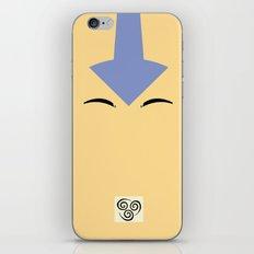 AANG iPhone & iPod Skin