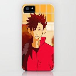 ayoooo iPhone Case