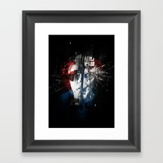The Man who would be King Framed Art Print