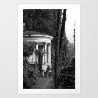 Como Lake - Italy Art Print