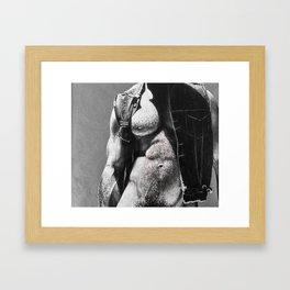 Levi Framed Art Print