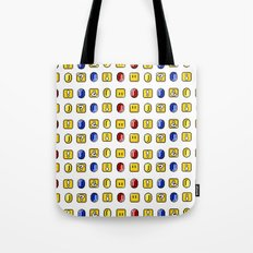 Coins, Boxes and Power ups, Oh my! Tote Bag