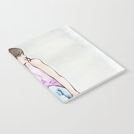 Punky Géraldine Notebook