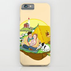 Custom Illustration for Emma and Edward Slim Case iPhone 6s