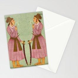 Akbar - Mughal Emperor Folk Hero Stationery Cards