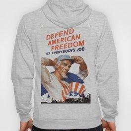 Defend American Freedom Hoody