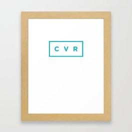CVR  Framed Art Print