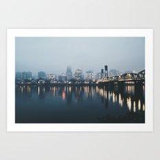 Portland II Art Print
