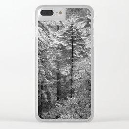 Deep Clear iPhone Case