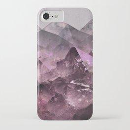 Quartz Mountains iPhone Case