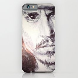 Captain of the ship iPhone Case