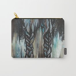 Ponytails Carry-All Pouch