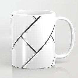 Subway Tiles Coffee Mug