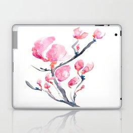 Japanese Magnolia Laptop & iPad Skin